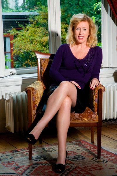 BIG-geregistreerd GZ-psycholoog en psychotherapeut, Annette Kalbfleisch